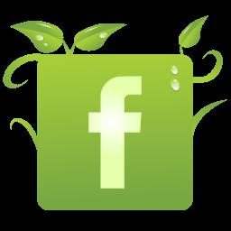 green-facebook