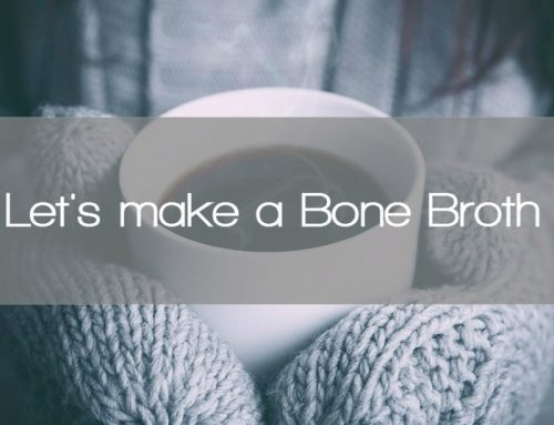 Let's Make a Bone Broth!