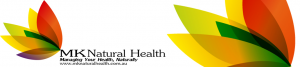 mk natural health logo