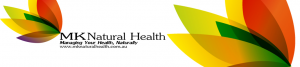 MK Natural Health Logo