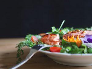 salad nutrition