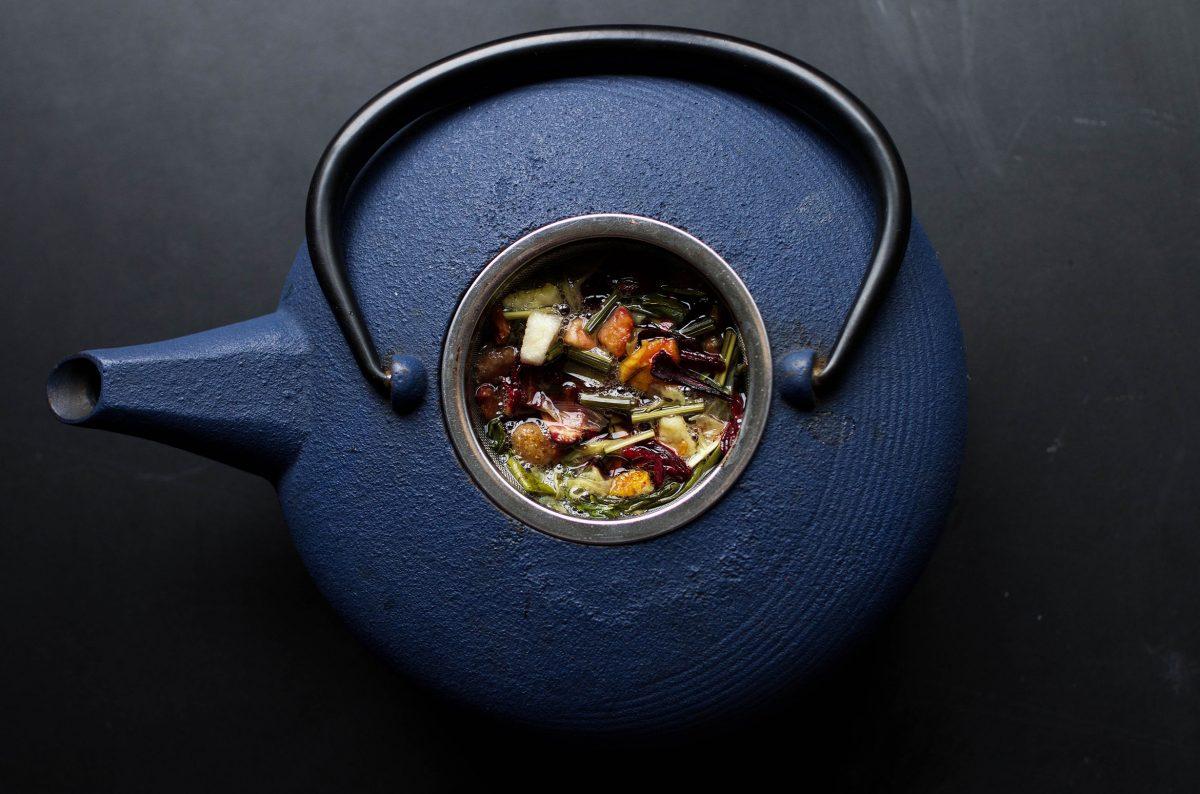 Herbal Tea Natural Supplements