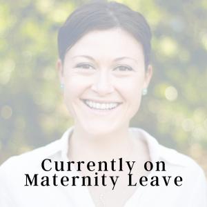 Angela Busby Naturopath Maternity Leave