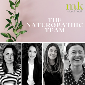 The MKNH naturopathic team